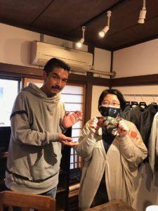 4/16~18 マスクとマスク入れ教室2。